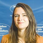 Jasmin Holzmann Öffentlichkeitsarbeit Menschen für Menschen