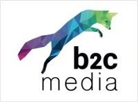 b2c media Logo