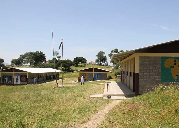 Neue Schule von Menschen für Menschen in Äthiopien