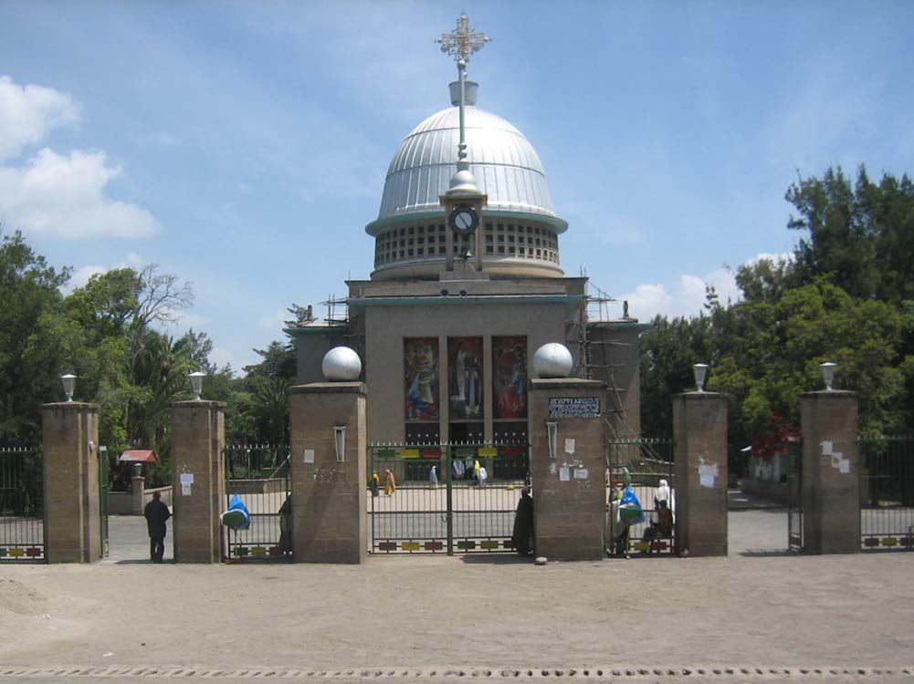 Debre Libanos Kloster in Äthiopien
