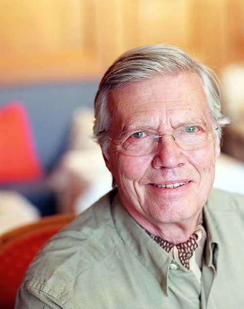 Karlheinz Böhm Portrait